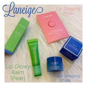 Laneige Beauty Set • Lip Glowy Balm/Sleeping Mask